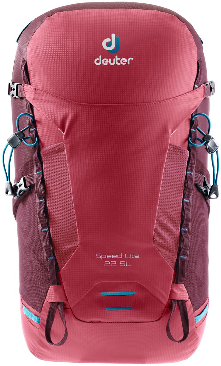 "Рюкзак туристический Deuter ""Speed Lite"", цвет: фуксия, 22 л"