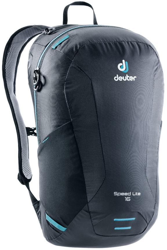 """Рюкзак туристический Deuter """"Speed Lite"""", цвет: черный, 16 л"""