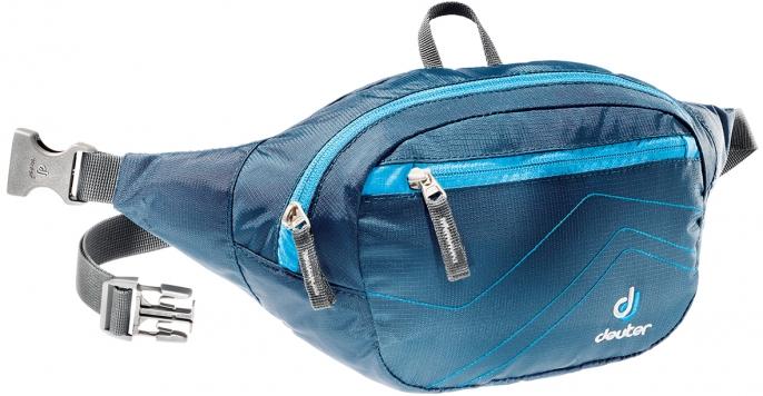 Сумка на пояс Deuter Belt, цвет: синий, темно-синий