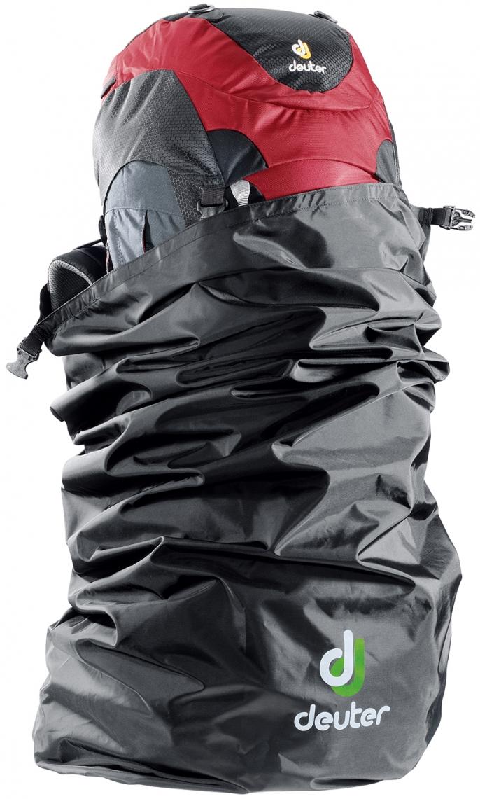 """Чехол для рюкзаков Deuter """"Flight Cover"""", цвет: черный"""