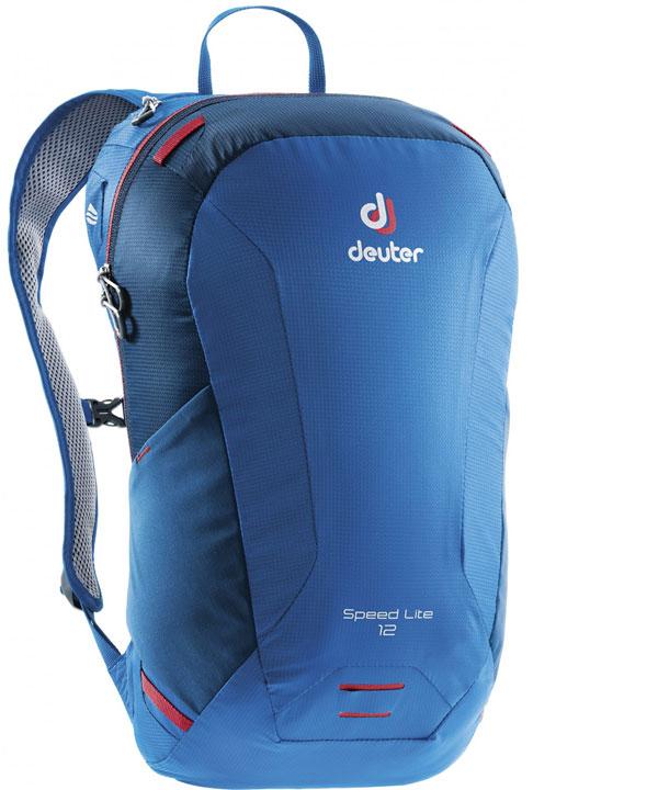 "Рюкзак туристический Deuter ""Speed Lite"", цвет: синий, темно-синий, 12 л"