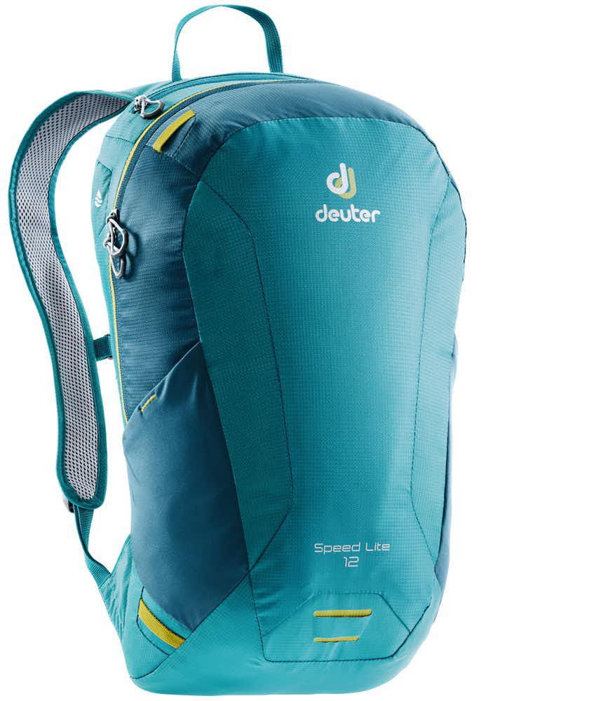 """Рюкзак туристический Deuter """"Speed Lite"""", цвет: голубой, темно-синий, 12 л"""