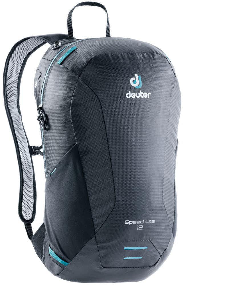 """Рюкзак туристический Deuter """"Speed Lite"""", цвет: черный, 12 л"""