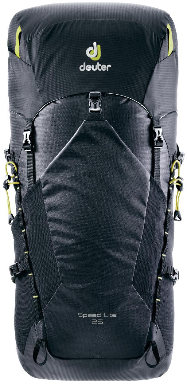 """Рюкзак туристический Deuter """"Speed Lite"""", цвет: черный, 26 л"""