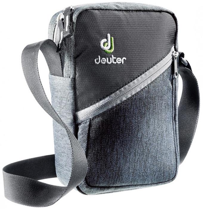 Сумка на плечо Deuter Escape, цвет: серый, черный. 4800017_4750