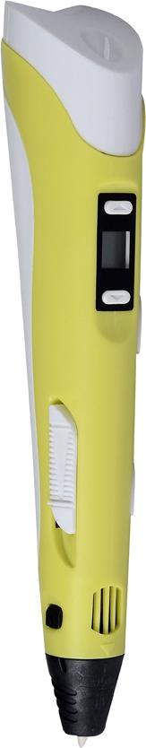 Honya 3D-PEN-SC-3, Yellow 3D-ручка1CSC200031783D-ручка Honya - это возможность воплотить все творческие идеи в объемных изделиях, полная свобода творчества! Корпус ручки выполнен из прочного пластика с вставками из белого пластика для разграничения областей и элементов управления, что повышает удобство использования. С помощью 3D-ручки Honya вы сможете заниматься моделированием, созданием различных объемных картин, предметов, а также создавать абстрактные фигуры. При необходимости возможна замена сопла ручки. Рабочим материалом выступает ABS пластик. Сопло толщиной всего в 0,7 мм позволит создавать действительно точные работы. Эргономичный дизайн, регулируемая скорость подачи пластика, легкая замена материала печати, дисплей LED - все это сделает использование ручки приятным и продуктивным!3д-ручка детская для создания объемных моделей из пластика.Основные характеристики:Назначение: создание объемных объектов, моделирование Дисплей LEDСмена соплаДиаметр сопла 0,7 ммРабочий материал: ABSДиаметр нити 1,75 ммРегулировка скоростиКоличество скоростей подачи пластика многоступенчатая регулировкаРегулировка температуры Максимальная рабочая температура 235°CМинимальная рабочая температура 160°CПитание 110-240 В / 12В (блок питания)Вес изделия: 65 г.Комплект 3D-ручка, инструкция, сетевой адаптер, ABS-пластик для тестовой печати Загрузить инструкцию
