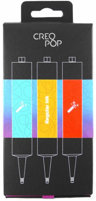 CreoPop SKU002, Cyan Orange Red чернила для 3D ручки to the top 4 workbook teacher s edition