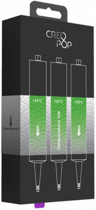 CreoPop SKU012, Green чернила для 3D ручки