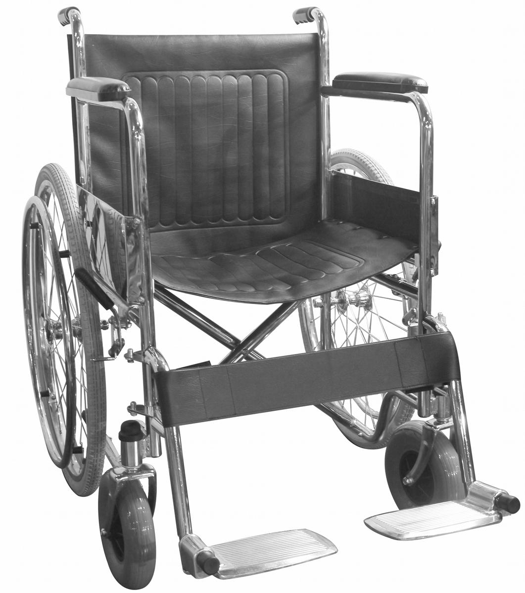 Amrus Кресло – коляска для инвалидов AMWC18RA-SF/Е