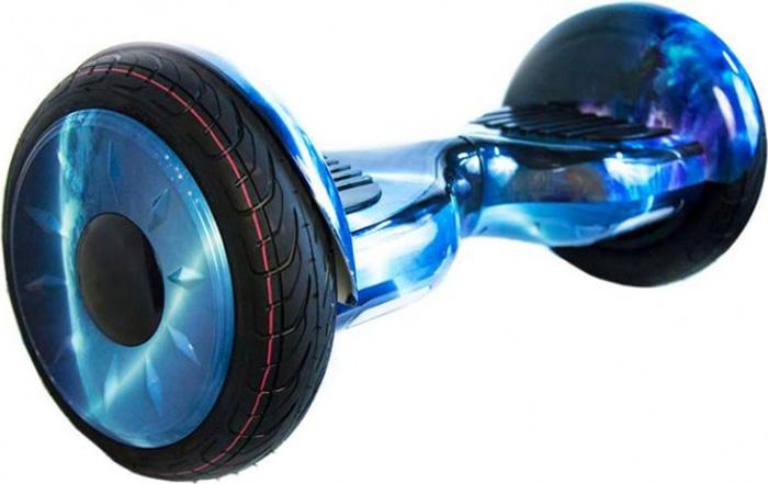 Гироскутер Каркам Smart Balance 10,5, цвет: Blue Planet (голубой) крепление для мобильных устройств каркам км 101