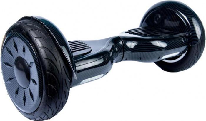 Гироскутер Каркам Smart Balance 10,5, цвет: Graycarbon Black (черный)
