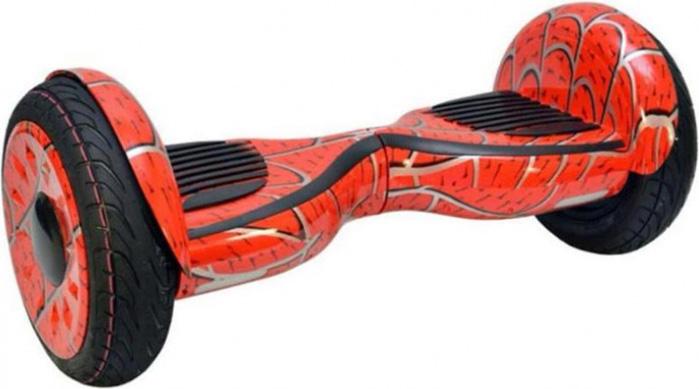 Гироскутер Каркам Smart Balance 10,5, цвет: Red Spider Man (разноцветный)