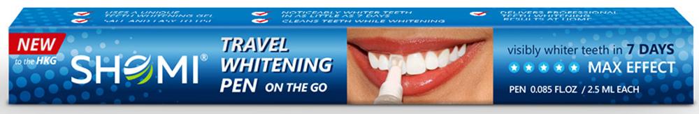 купить Shomi Max Effect 7 Days Отбеливающий карандаш для зубов