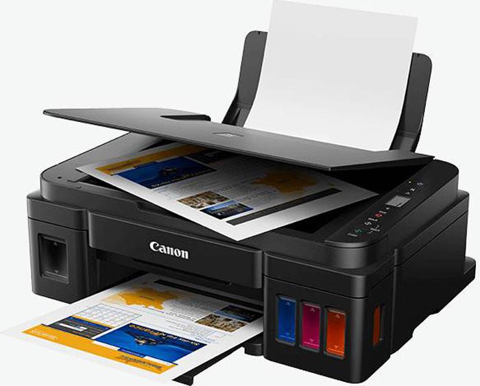 Canon Pixma G2411 МФУ принтер для большого количества печати