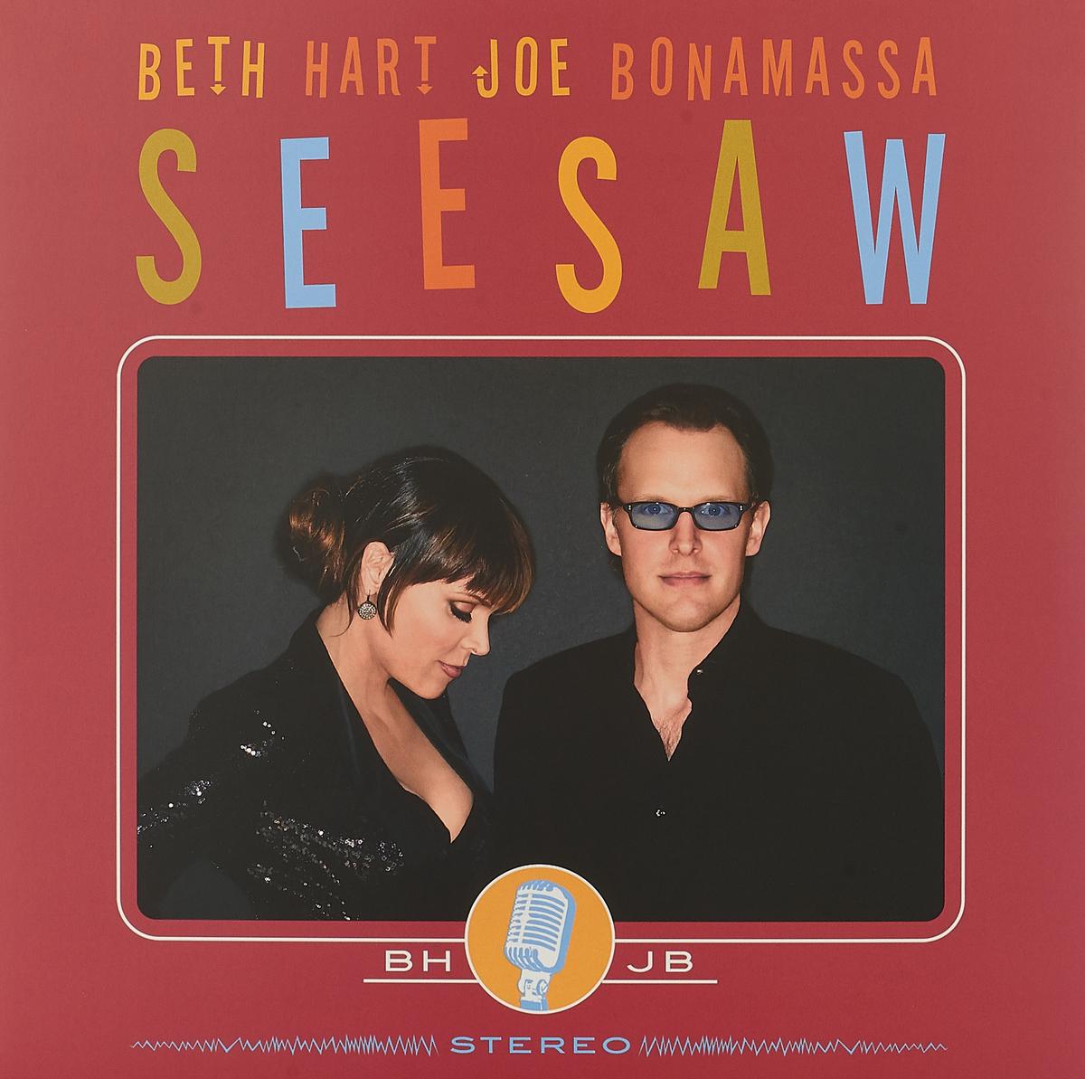 Бет Хат,Джо Бонамасса Beth Hart & Joe Bonamassa. Seesaw (LP) beth hart milano