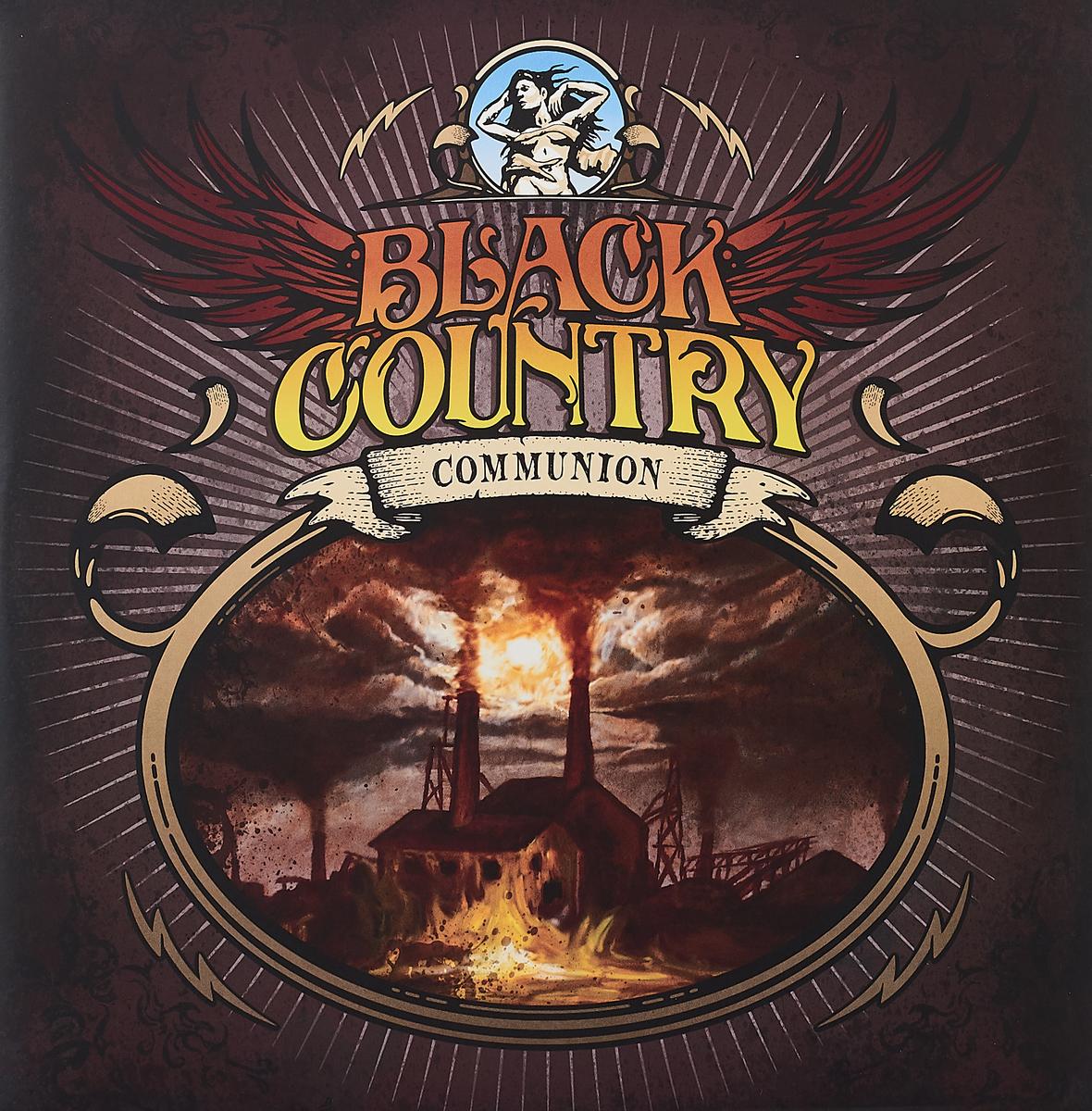 Black Country Communion Black Country Communion. Black Country Communion (2 LP) open country