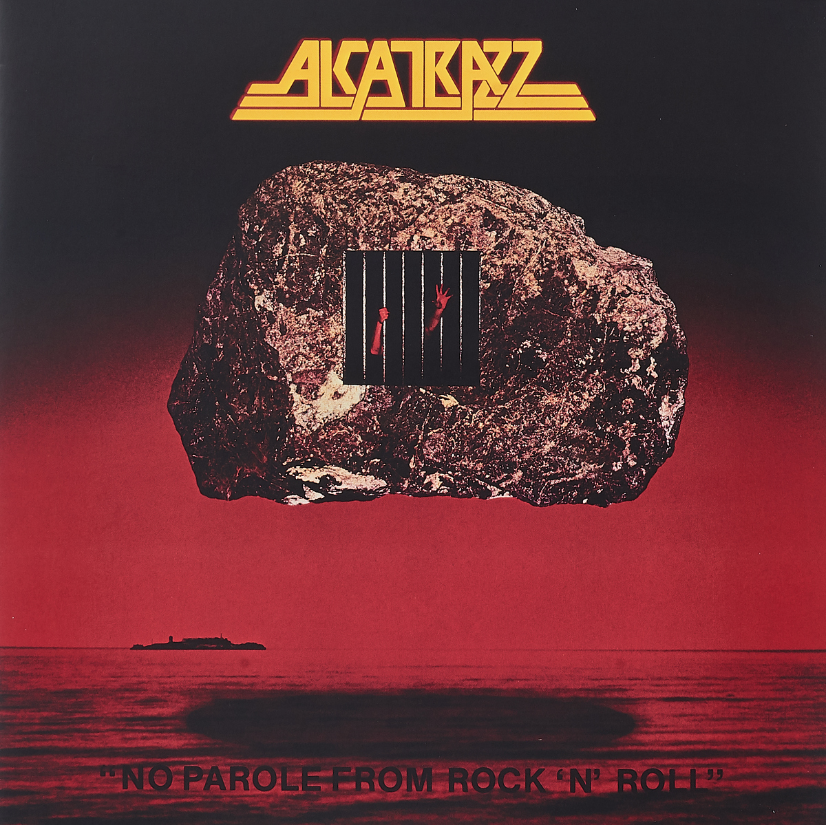 Фото - Alcatrazz Alcatrazz. No Parole From Rock N Roll (2 LP) contrast lace keyhole back blouse