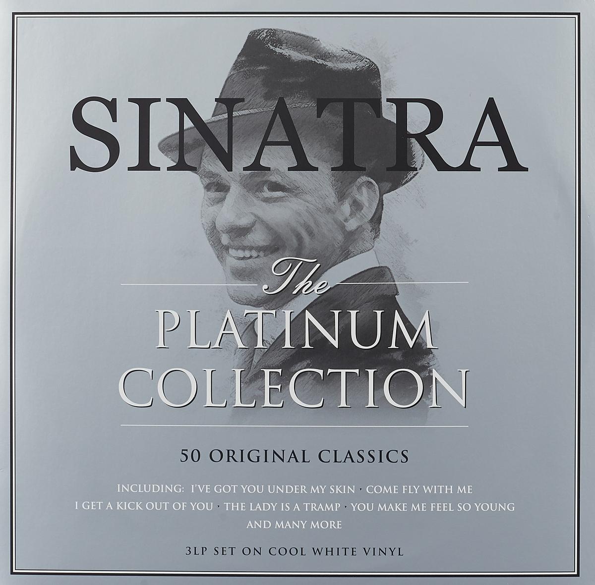 Фрэнк Синатра младший Frank Sinatra. The Platinum Collection (White Vinyl) (3 LP) custom papel de parede para sala sheet music murals for bedroom living room tv wall vinyl waterproof which wallpaper