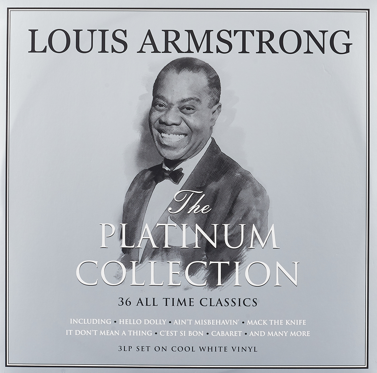 Луи Армстронг Louis Armstrong. The Platinum Collection (White Vinyl) (3 LP) луи армстронг оскар питерсон louis armstrong meets oscar peterson