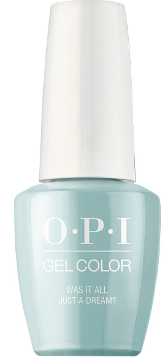 OPI GelColor Гель-лак для ногтей Was It All Just a Dream?, 15 мл opi infinite shine nail lacquer no stopping me now 15 мл