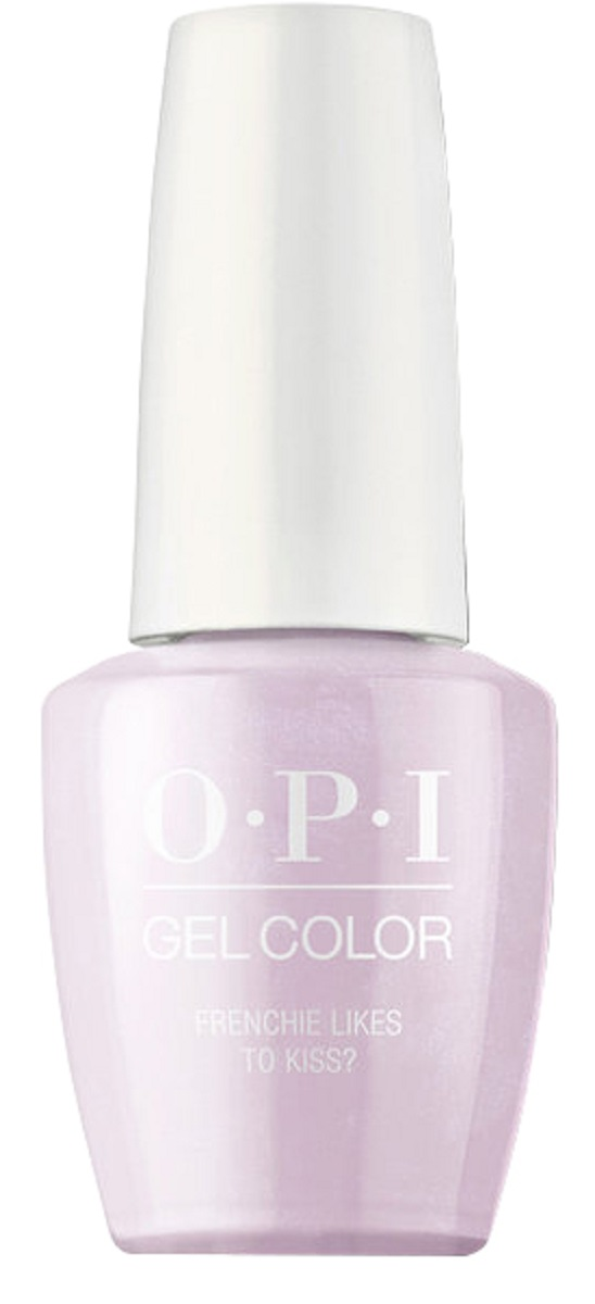 OPI GelColor Гель-лак для ногтей Frenchie Likes To Kiss?, 15 мл opi infinite shine nail lacquer no stopping me now 15 мл