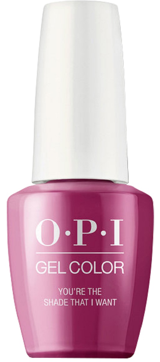 OPI GelColor Гель-лак для ногтей You're the Shade That I Wa, 15 мл opi infinite shine nail lacquer no stopping me now 15 мл