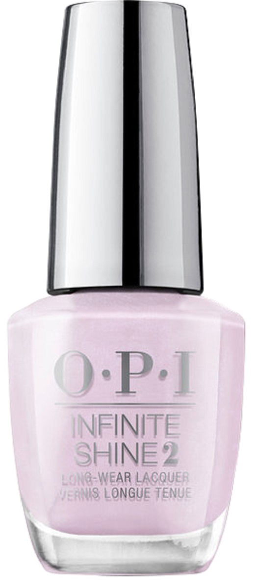 OPI Infinite Shine Лак для ногтей Frenchie Likes To Kiss?, 15 мл opi лак для ногтей berry on forever infinite shine 15мл
