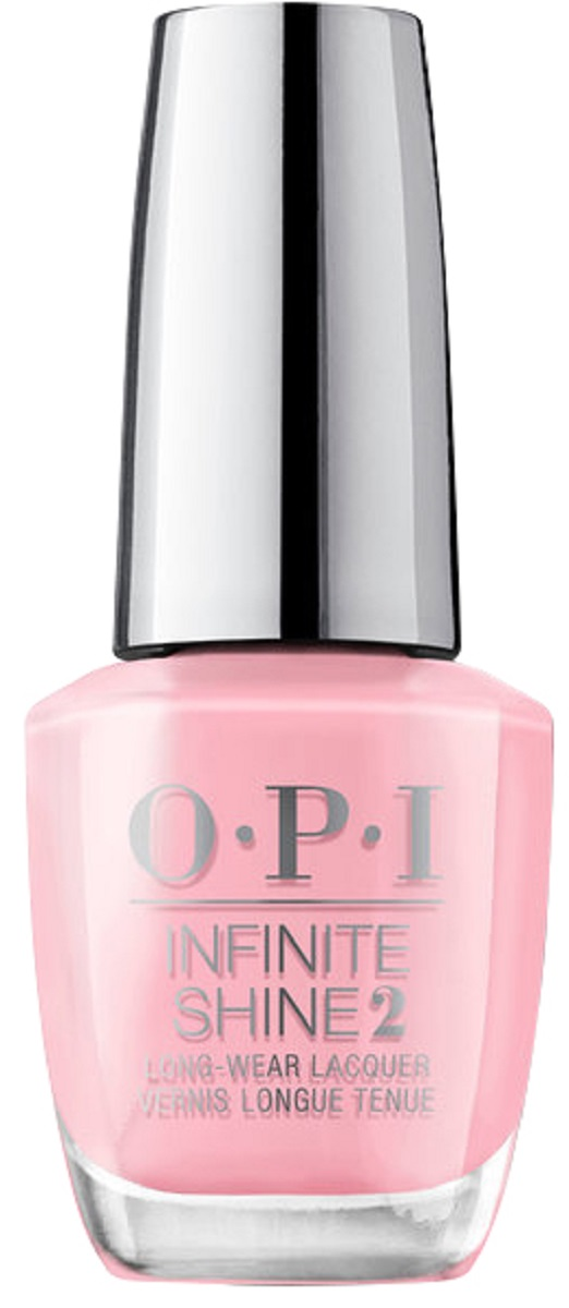 OPI Infinite Shine Лак для ногтей Pink Ladies Rule the Schoo, 15 мл opi лак для ногтей linger over coffee infinite shine 15мл