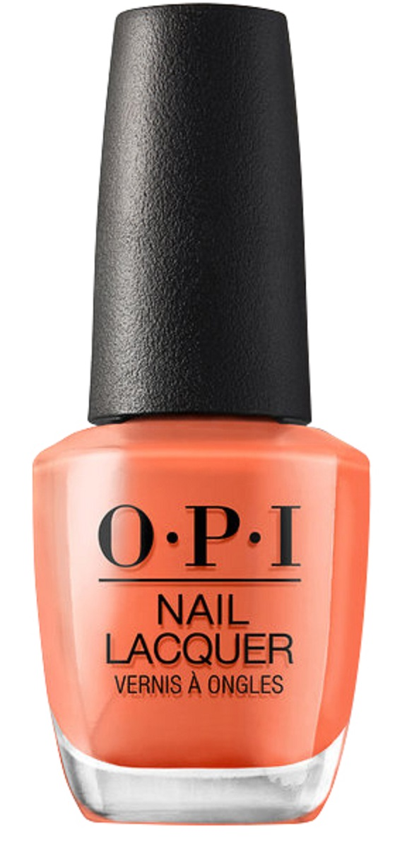 OPI Nail Lacquer Лак для ногтей Summer Lovin' Having a Bla, 15 мл opi infinite shine nail lacquer no stopping me now 15 мл