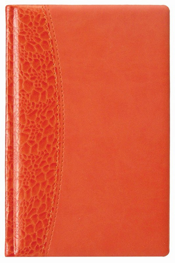 Attache Ежедневник недатированный 176 листов формат А5 цвет оранжевый ежедневник 80 листов а5 папирус 18217