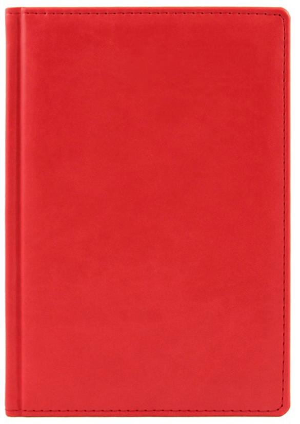 Attache Ежедневник Сиам недатированный 176 листов формат А5 цвет красный
