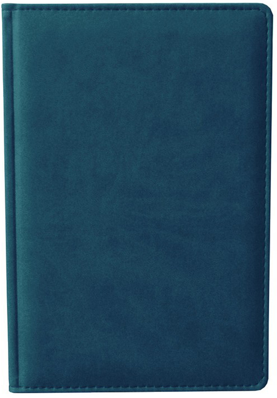 Attache Ежедневник Сиам недатированный 176 листов формат А5 цвет бордовый