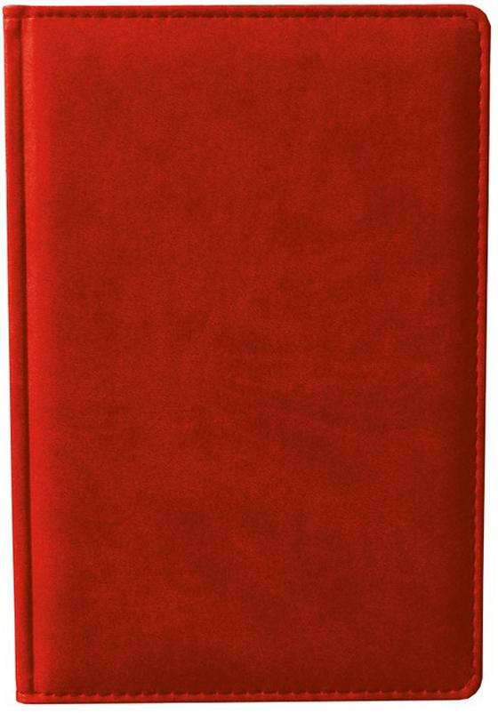 Attache Ежедневник Сиам недатированный 176 листов формат А6 цвет красный ежедневник недатированный listoff city голубой а6 136 листов