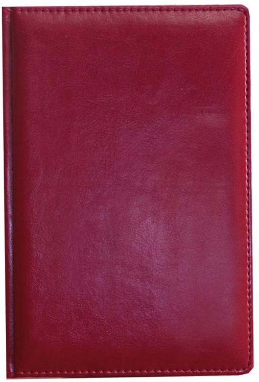 Attache Ежедневник Nebraska недатированный 176 листов формат А5 цвет бордовый ежедневник attache portofino а5 140x200mm black