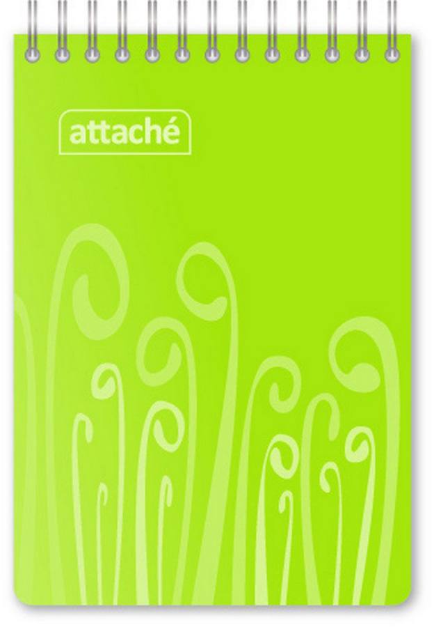 Attache Блокнот Fantasy 80 листов формат А6 цвет зеленый attache блокнот fantasy 80 листов формат а6 цвет зеленый