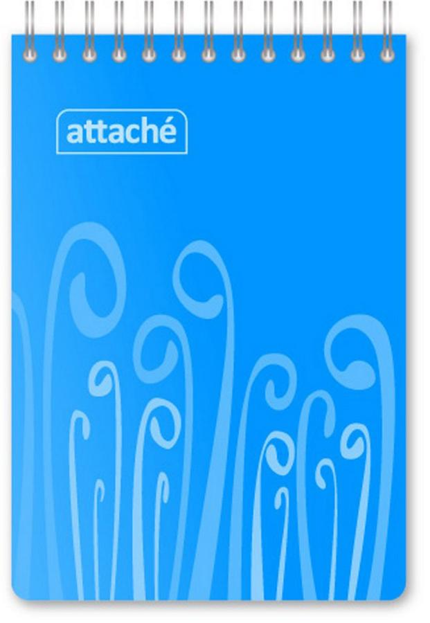 Attache Блокнот Fantasy 80 листов формат А6 цвет голубой attache блокнот fantasy 80 листов формат а6 цвет зеленый