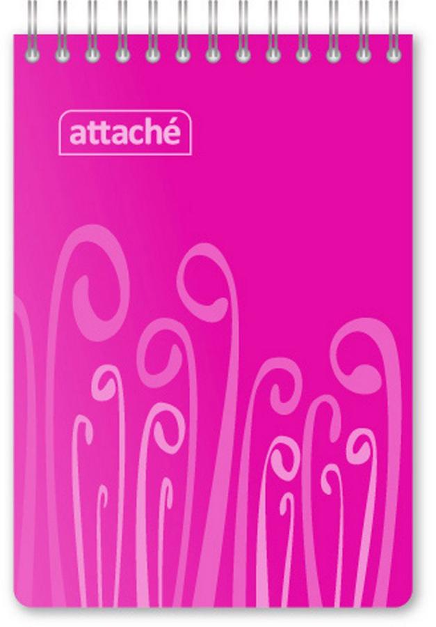 Attache Блокнот Fantasy 80 листов формат А6 цвет розовый attache блокнот fantasy 80 листов формат а6 цвет зеленый