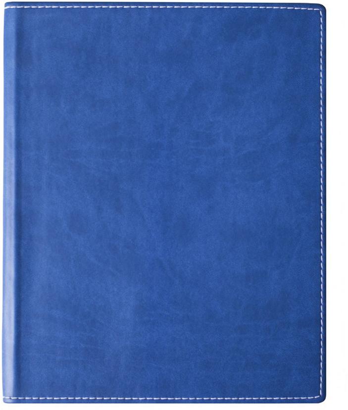 Attache Тетрадь 96 листов в клетку А4 цвет синий, Тетради  - купить со скидкой