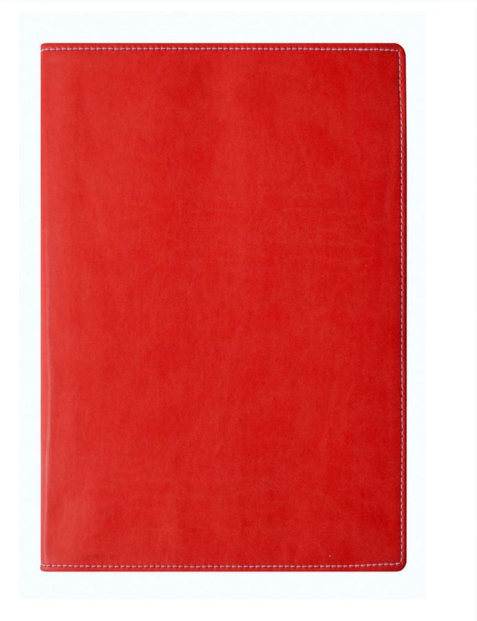 Attache Тетрадь 120 листов А5 цвет красный ежедневник attache portofino а5 140x200mm black