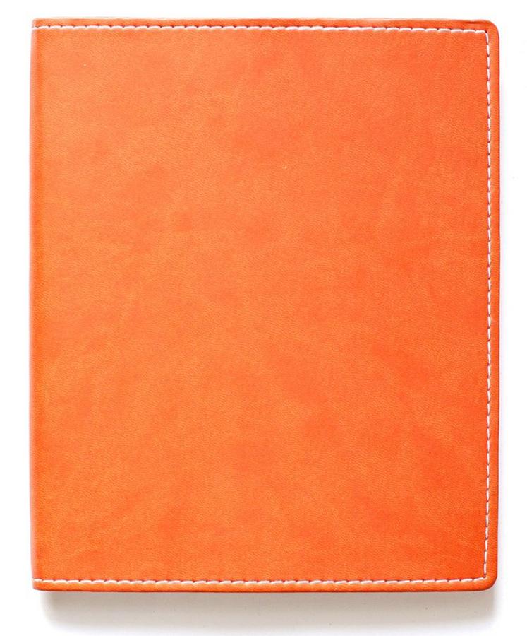 Attache Тетрадь 96 листов А4 цвет оранжевый, Тетради  - купить со скидкой