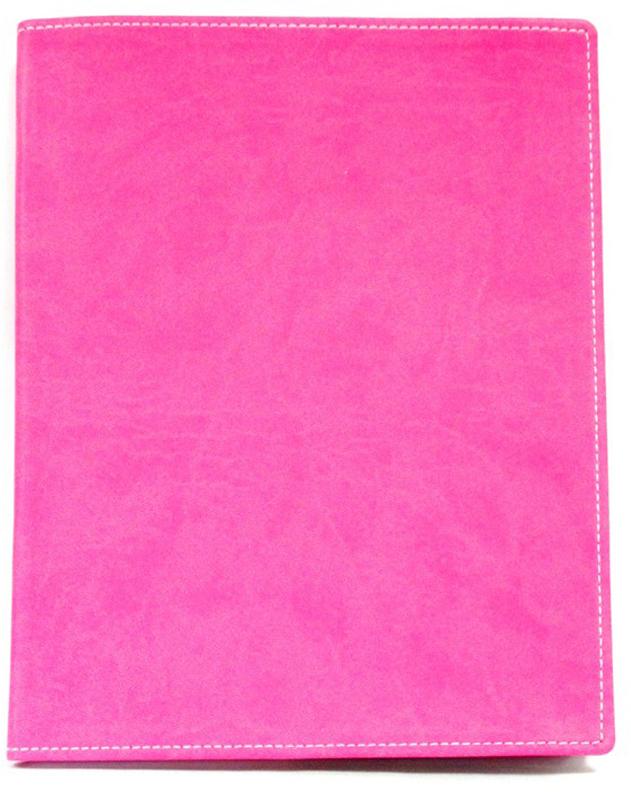 Attache Тетрадь 120 листов в клетку А5 цвет розовый, Тетради  - купить со скидкой