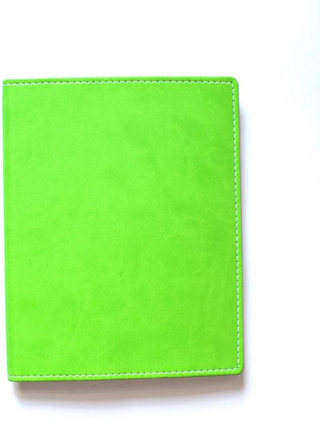 Attache Тетрадь 120 листов А5 цвет зеленый