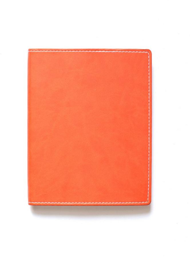 Attache Тетрадь 120 листов А5 цвет оранжевый