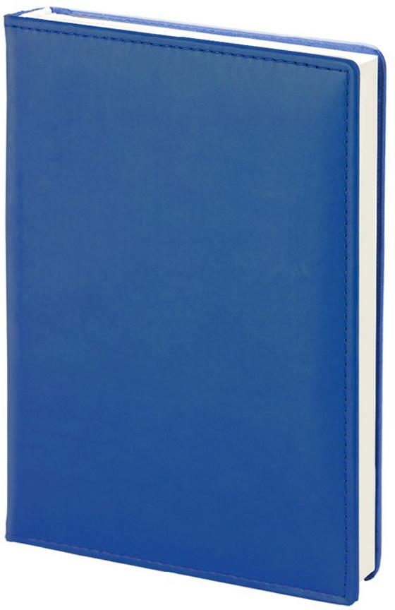 Attache Ежедневник Velvet недатированный 160 листов формат А5 цвет синий ежедневник attache portofino а5 140x200mm black