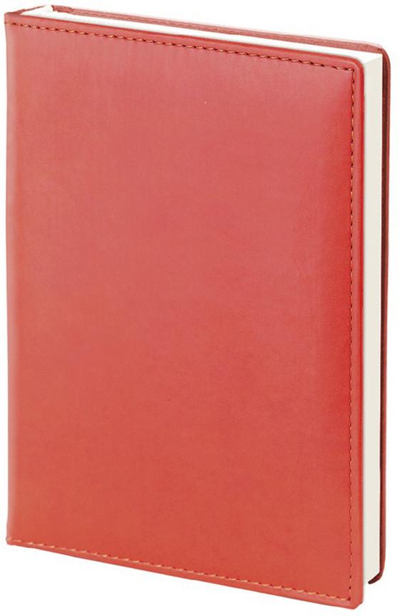 Attache Ежедневник Velvet недатированный 160 листов формат А5 цвет красный ежедневник attache portofino а5 140x200mm black