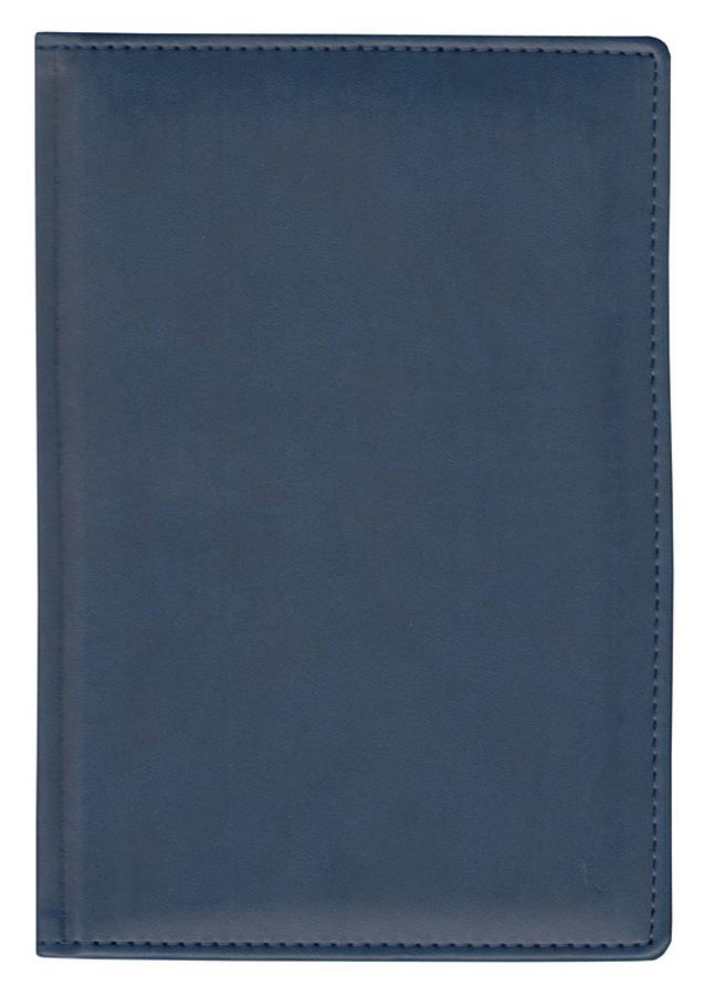 Attache Ежедневник Вива недатированный 176 листов формат А5 цвет синий ежедневник attache portofino а5 140x200mm black