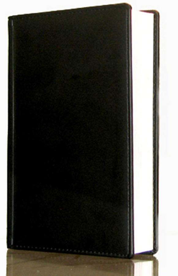 Attache Ежедневник Вива недатированный 176 листов формат А5 цвет черный ежедневник attache portofino а5 140x200mm black