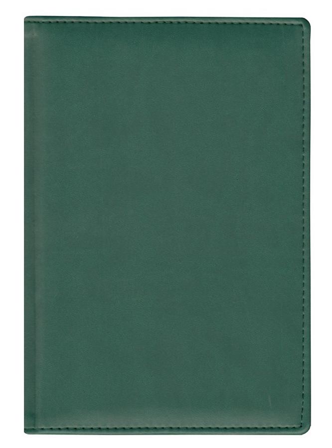 Attache Ежедневник Вива недатированный 176 листов формат А5 цвет зеленый ежедневник attache portofino а5 140x200mm black