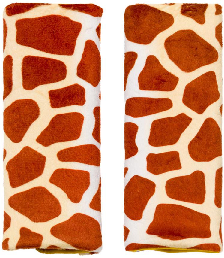 Купить BenBat Накладка для ремня безопасности Жираф 1-4 года