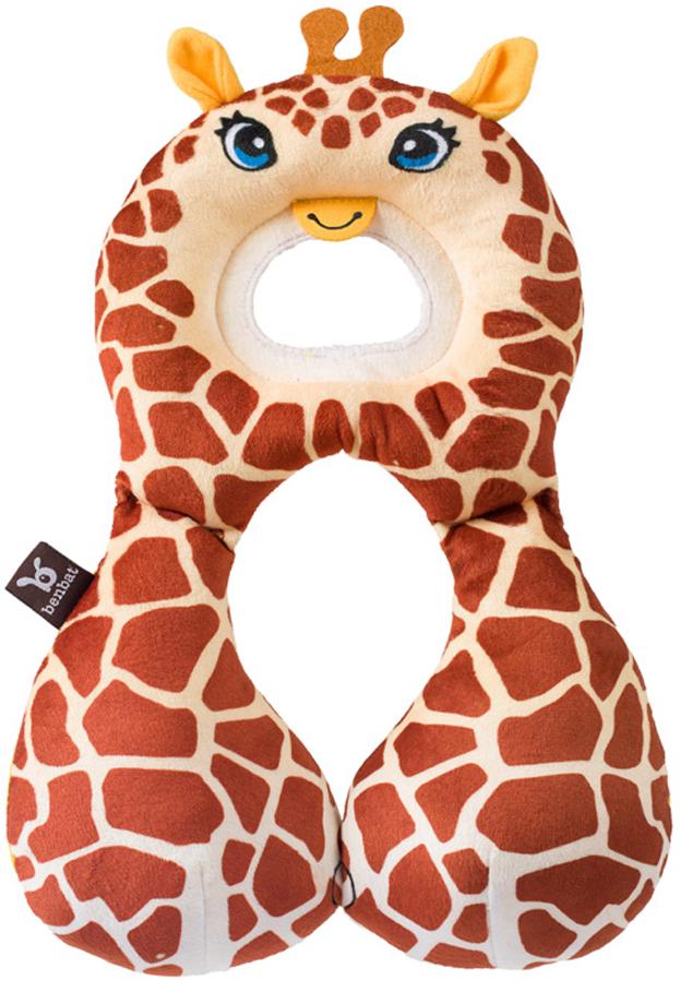 BenBat Подушка для путешествий Жираф 1-4 года подушка benbat hr263 подушка для путешествий 1 4 года панда